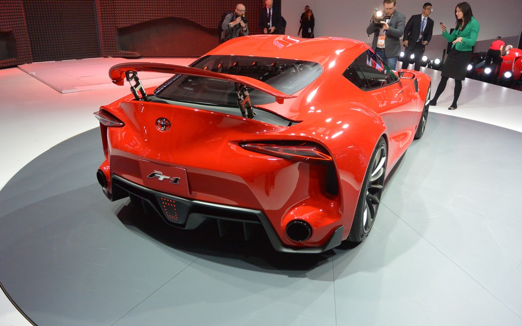 Toyota Confirms Ft 1 Concept Will Become The Next Supra 2 6