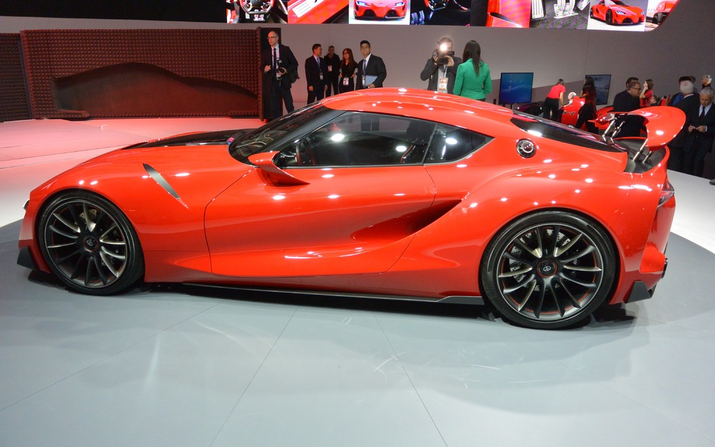 Toyota Confirms Ft 1 Concept Will Become The Next Supra 3 6