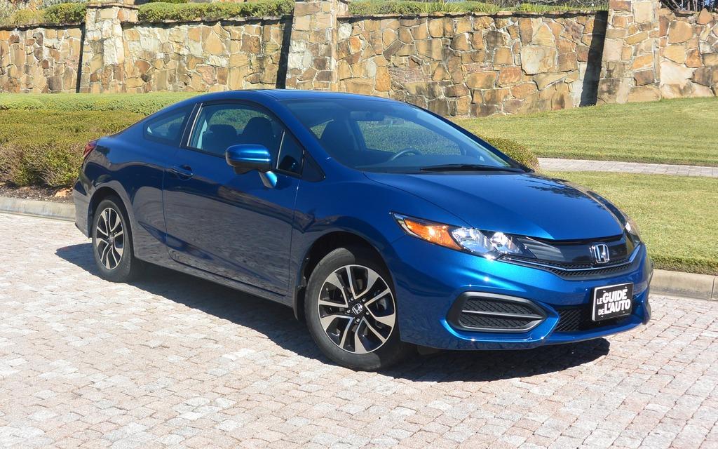 2013 Honda Civic Coupe >> 2014 Honda Civic Coupe Little Details That Go A Long Way