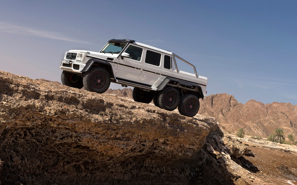 Mercedes Benz G63 Amg 6x6 Delivered To An American Client