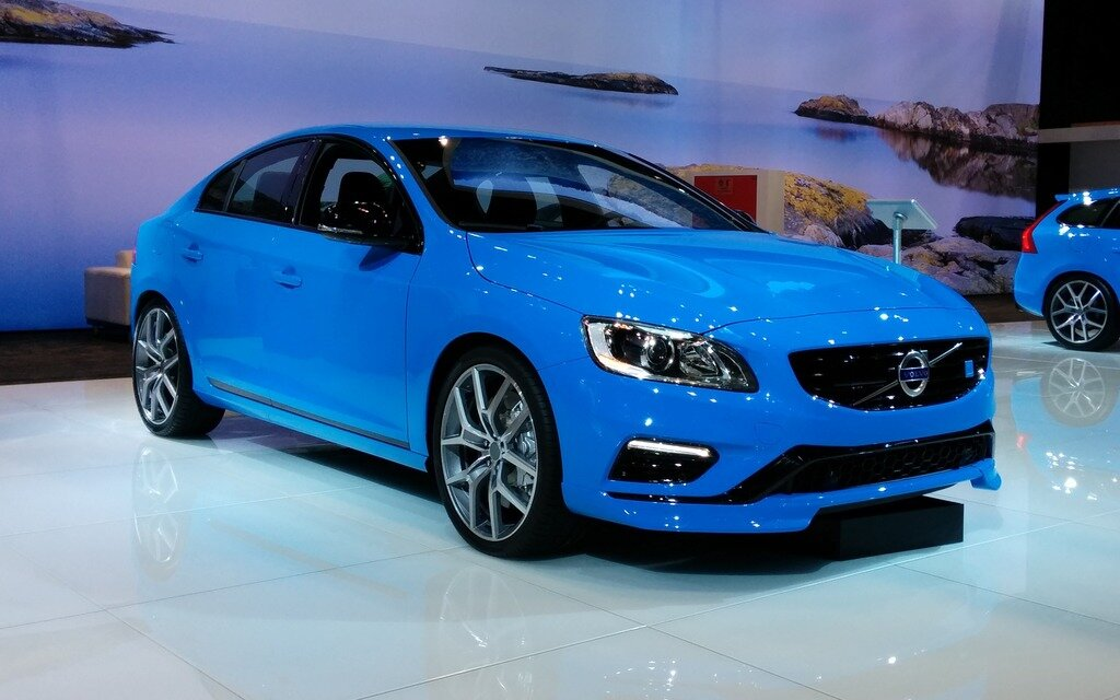 volvo s60 et v60 polestar su doises gav es aux st ro des guide auto. Black Bedroom Furniture Sets. Home Design Ideas