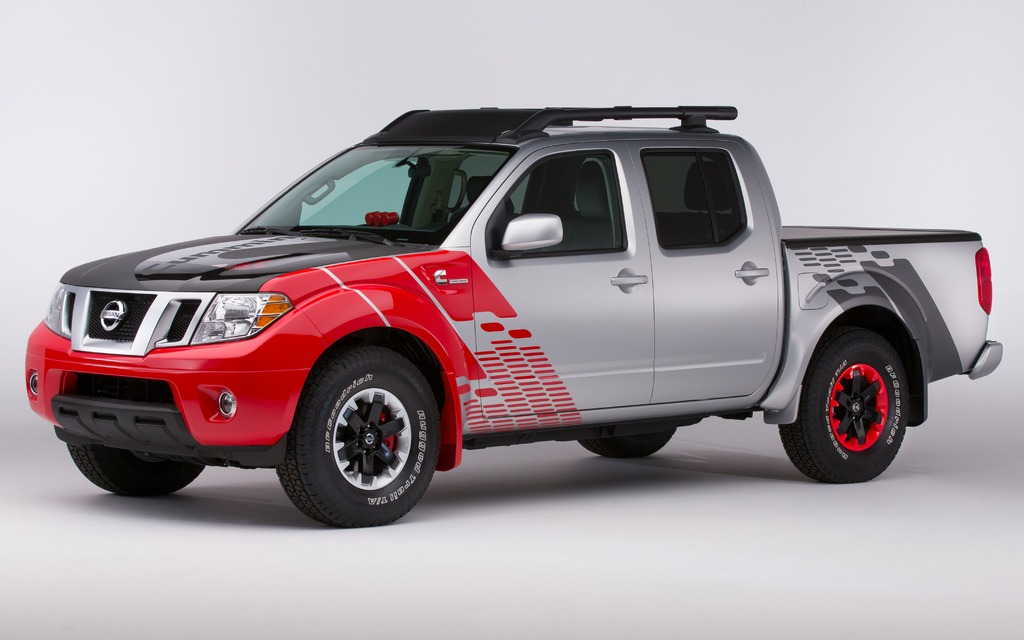 Nissan Frontier Diesel >> Nissan Frontier Diesel Runner Debut The Car Guide