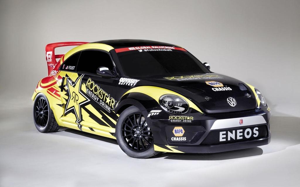 Volkswagen Beetle GRC Rallycross