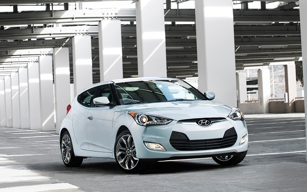 Hyundai Veloster RE:FLEX Edition 2014
