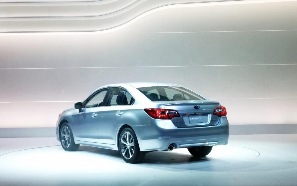 Fear Not Manual Fans Canadian Subaru Legacy Will Feature