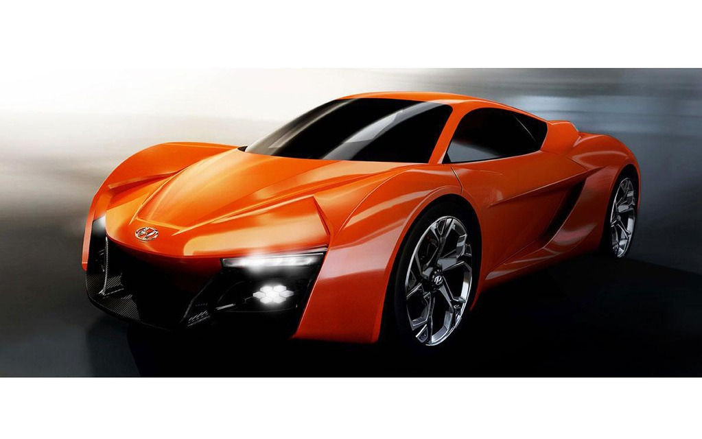 Hyundai PassoCorto IED Concept 2014
