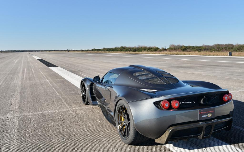 Henessey Venom GT