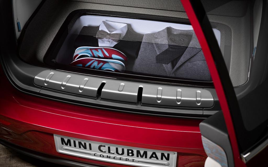 Mini Clubman Concept 2014