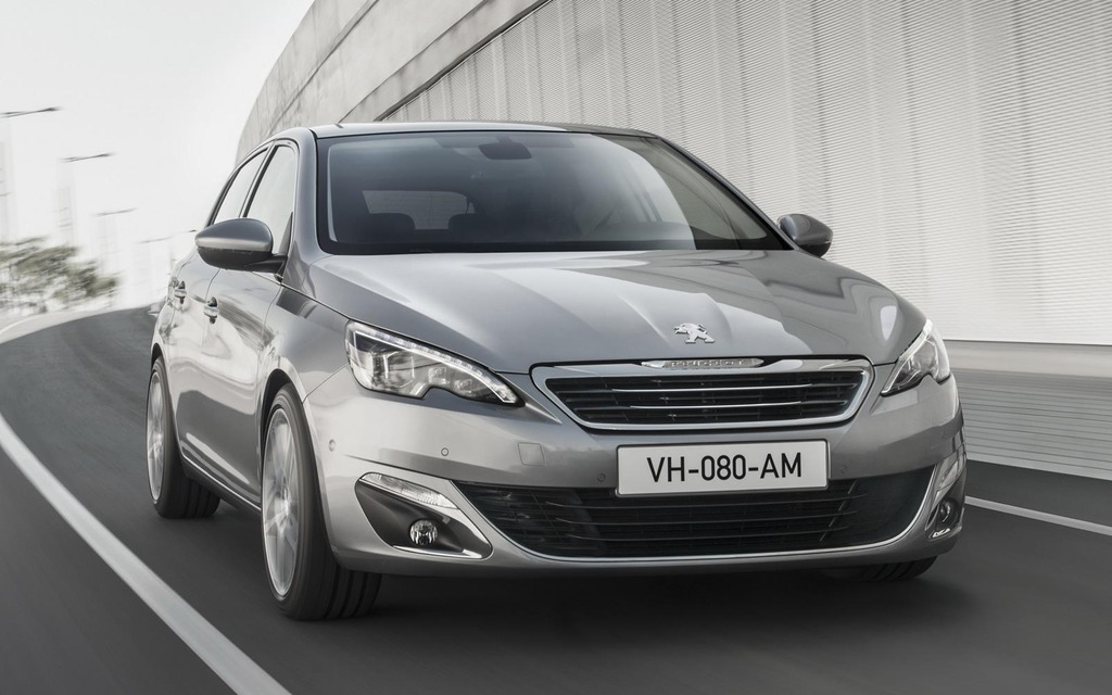 Peugeot 308 Named Car Of The Year In Europe The Car Guide