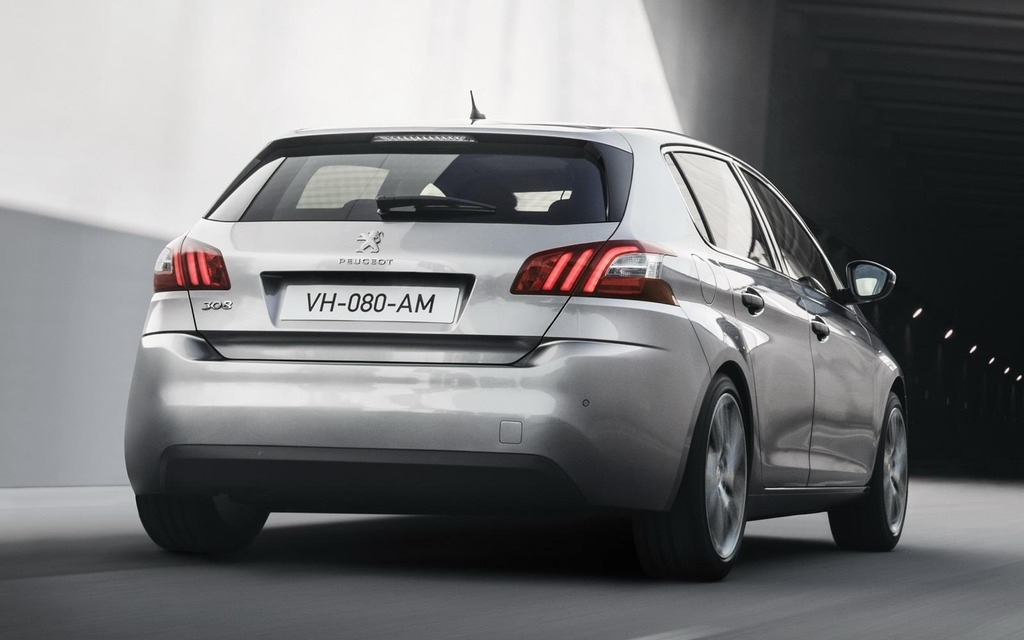Peugeot 308 Named Car Of The Year In Europe 4 7