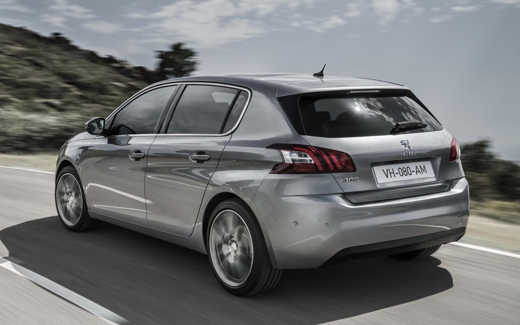 Peugeot 308 Named Car Of The Year In Europe 5 7