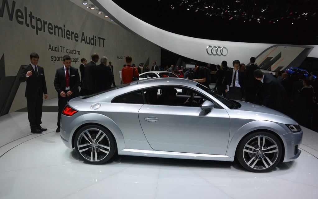 2015 Audi Tt Official Launch 9 13