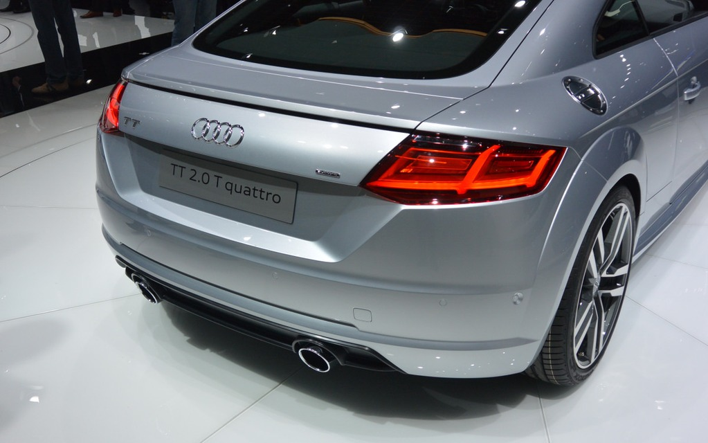 2015 Audi Tt Official Launch 12 13
