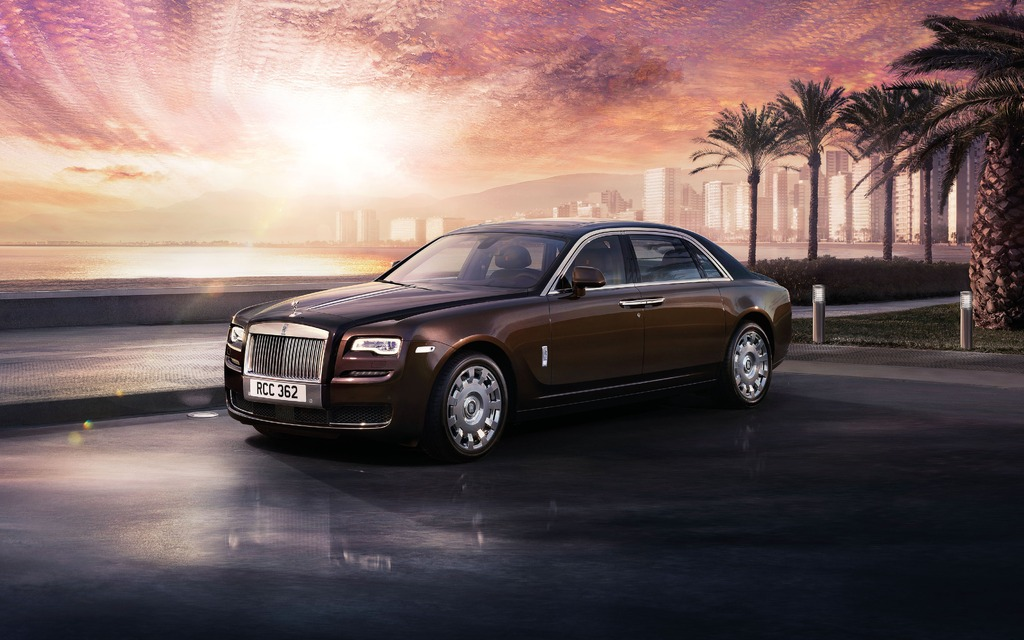 2015 Rolls Royce Ghost Series II