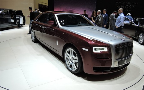 Rolls Royce Ghost Series Ii Continuing The Line The Car Guide