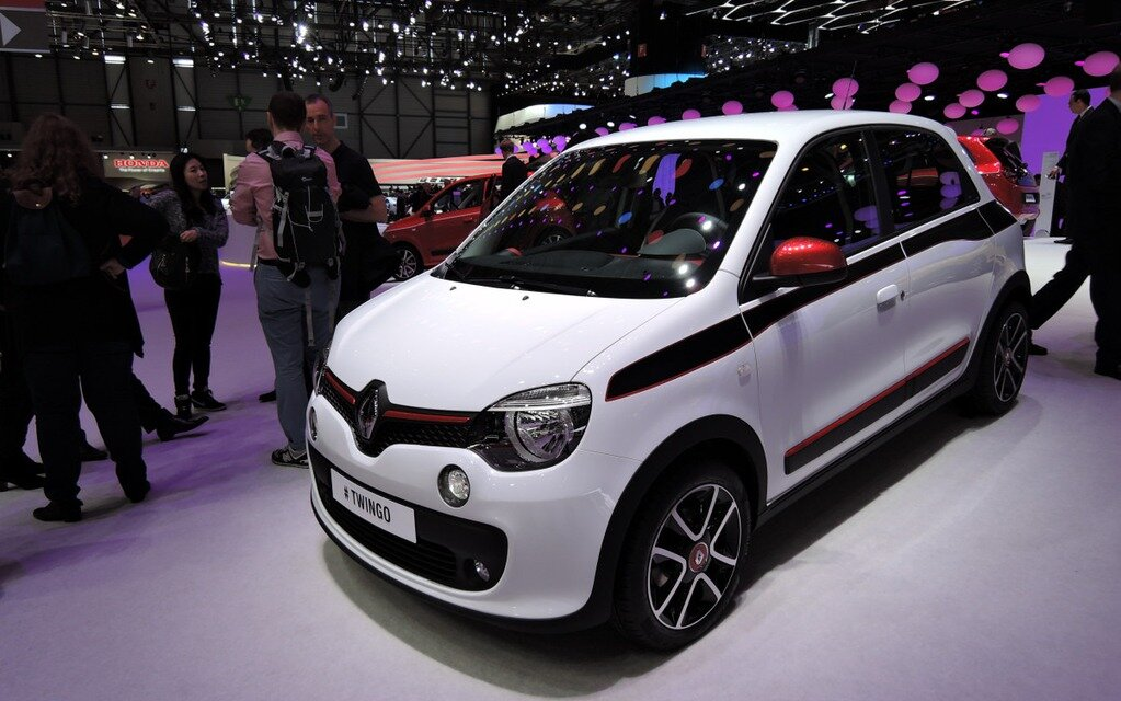 renault twingo la citadine r invent e guide auto. Black Bedroom Furniture Sets. Home Design Ideas