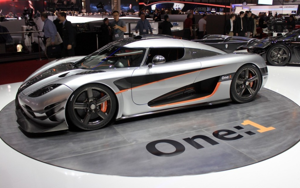 The Koenigsegg One:1 - Next Step in the Quest for Speed - The Car Guide