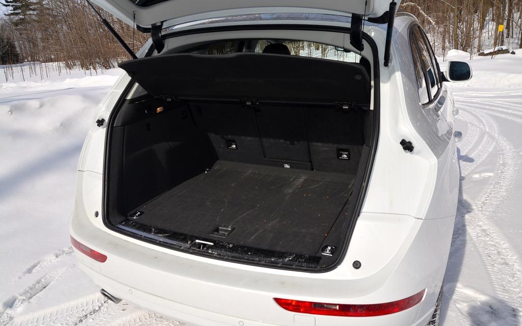 2014 Audi Q5 Tdi 7 3 Litres Per 100 Kilometers On The