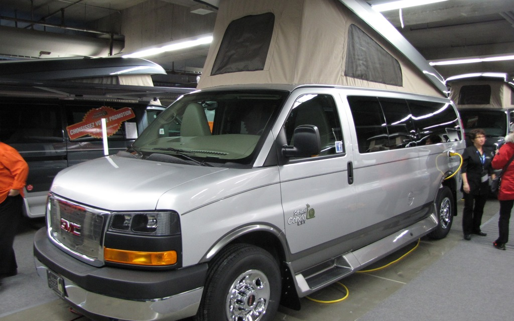 2014 Montreal RV Show - 11/40