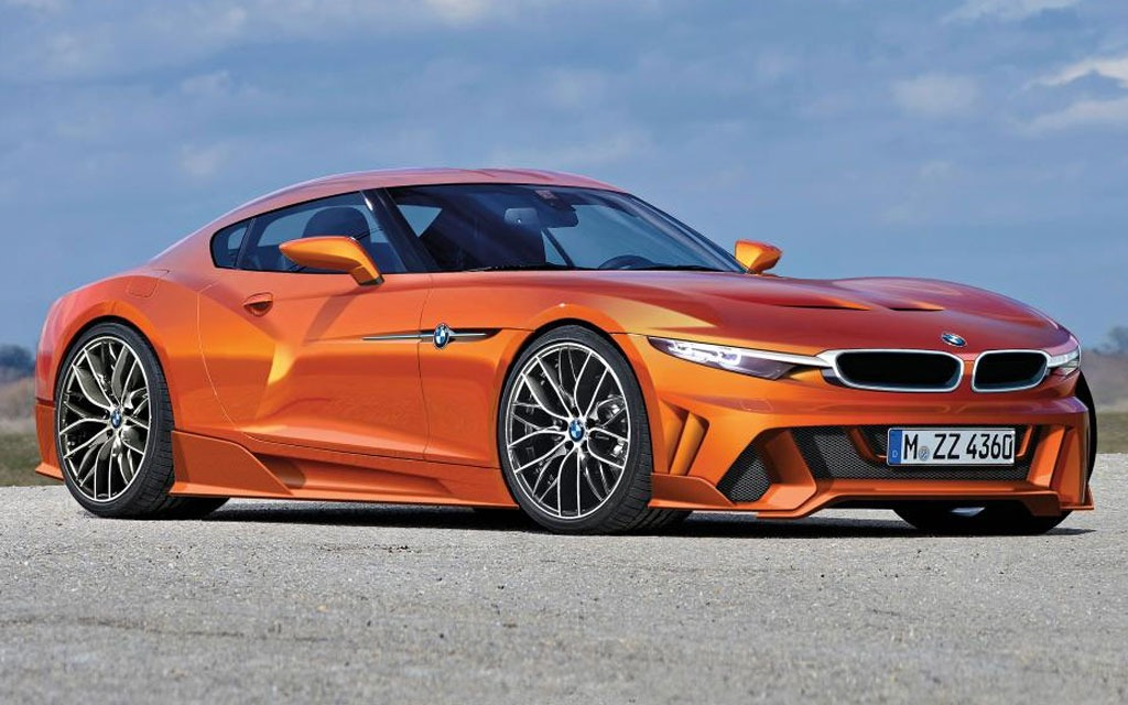 Bmw Toyota Super Coupe Set For 2017 The Car Guide