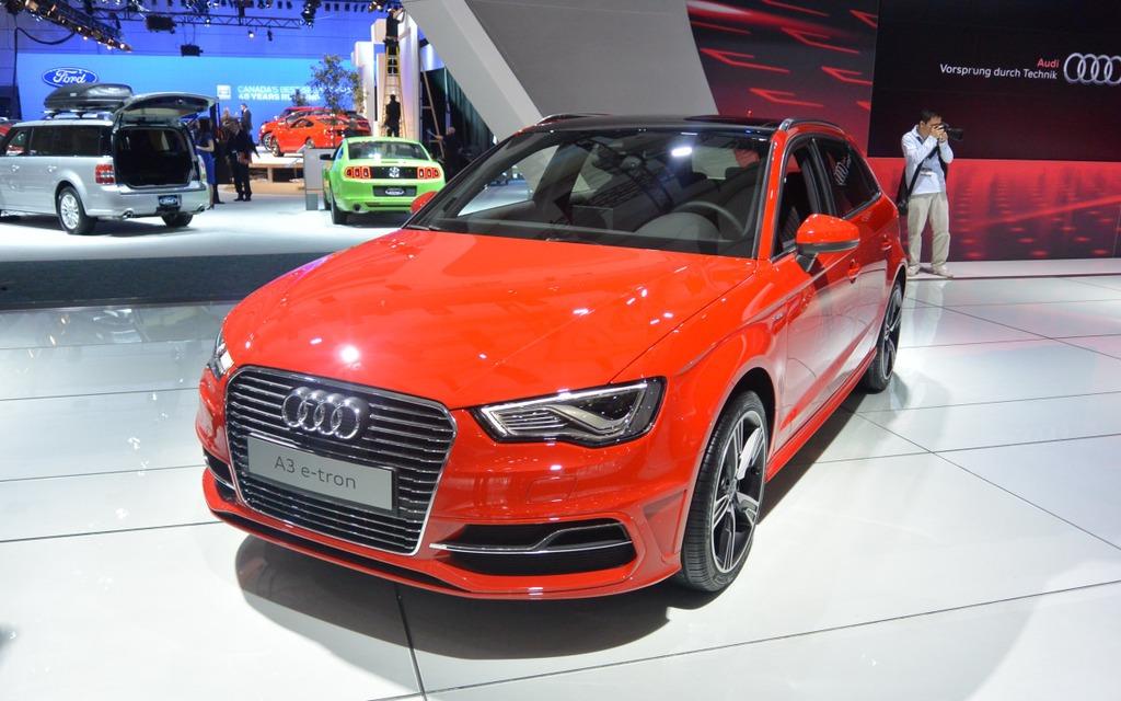 Audi Pondering A3 Hatchback For Canada 1 2