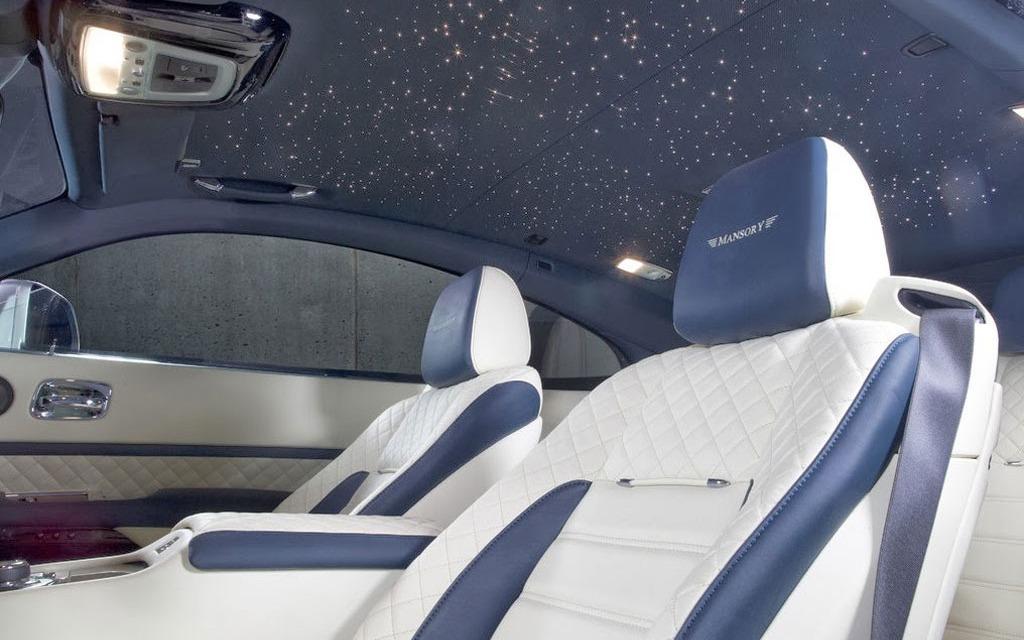 Mansory Rolls Royce Wraith