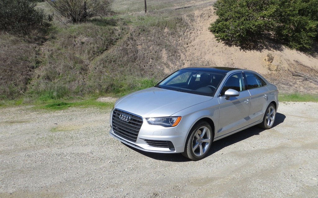 2015 Audi A3 This Is How You Build A Small Luxury Car 8 11