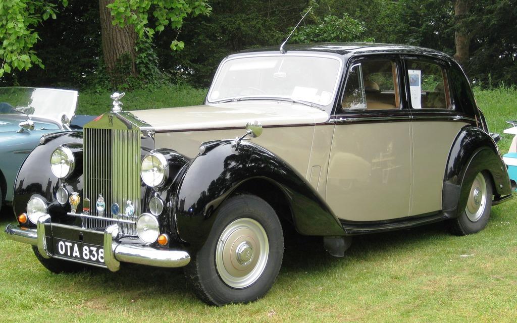 Rolls-Royce: 108 years of history - 12/21