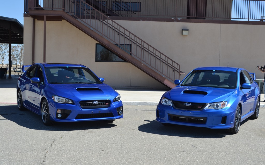2015 Subaru WRX and WRX STI: Should we be Tearing Out Our