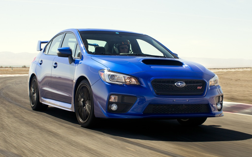 2014 Wrx Sti >> 2015 Subaru WRX and WRX STI: Should we be Tearing Out Our Hair? - 19/29