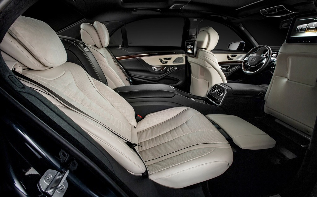 2014 Mercedes-Benz S550 4MATIC: Operating On Another Level ...