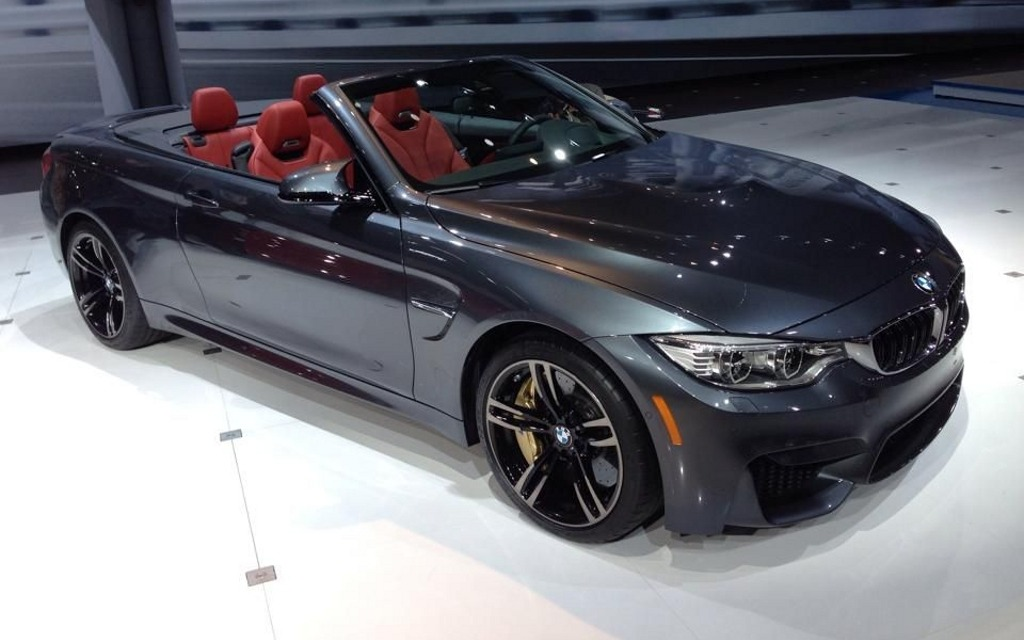 d voilement de la bmw m4 cabriolet guide auto. Black Bedroom Furniture Sets. Home Design Ideas