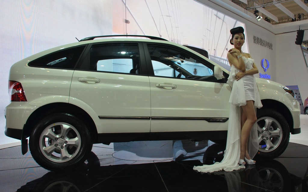 Beijing Auto Show The Best Form Of Flattery Is Imitation
