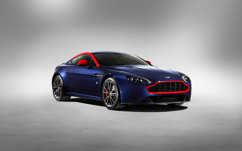 Aston Martin Will Launch A New Db9 For 2016 1 4