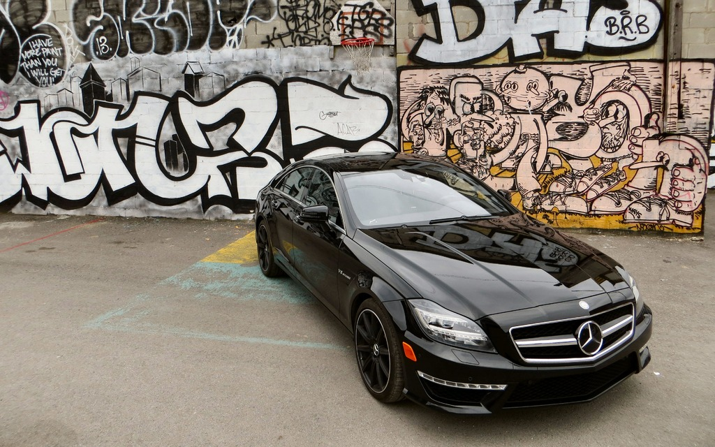 2014 Mercedes-Benz CLS63 AMG 4MATIC: Nothing Exceeds Like Excess ...