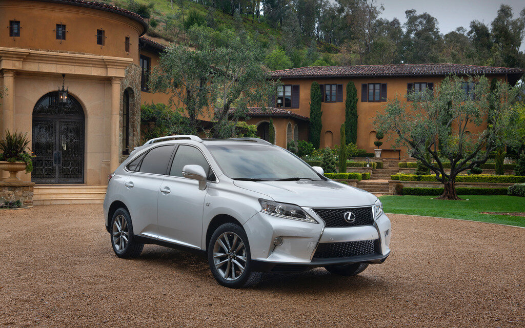 lexus rx 2014 une valeur s re guide auto. Black Bedroom Furniture Sets. Home Design Ideas