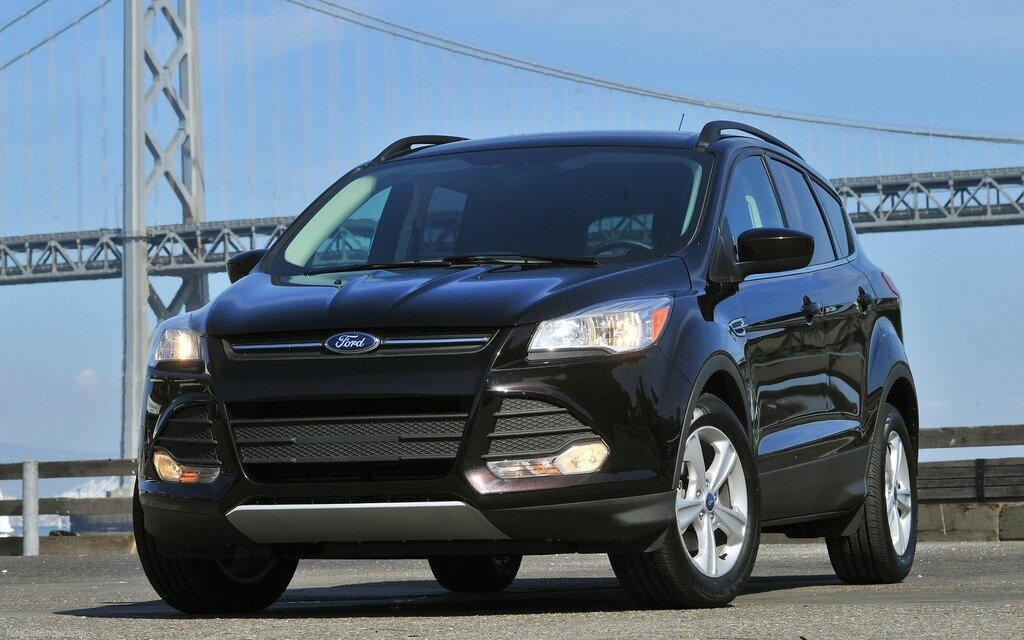 ford recalls the escape over door problems the car guide. Black Bedroom Furniture Sets. Home Design Ideas