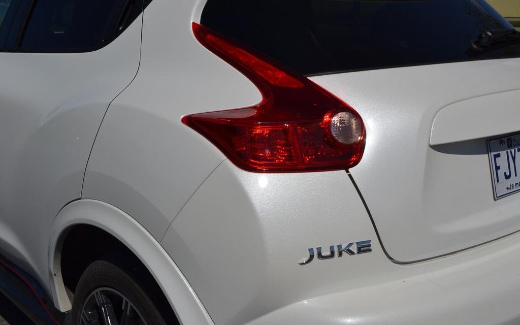 Le Juke est proposé en plusieurs versions