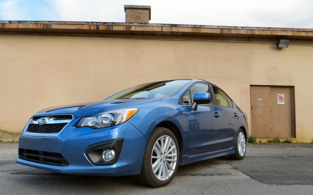 2014 Subaru Impreza Frugal All Wheel Drive The Car Guide
