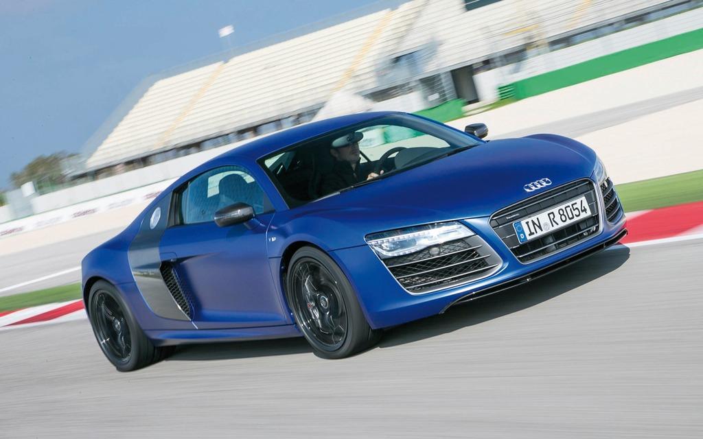 #1 Audi R8
