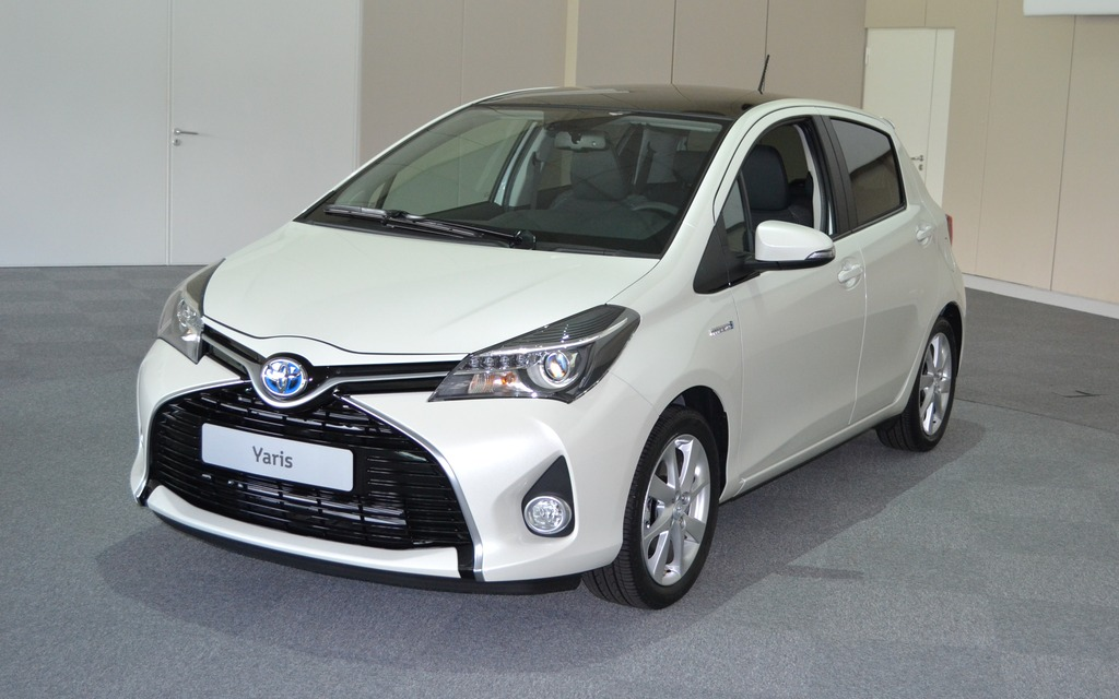 Toyota Yaris A New Nationality For 2015 2 19