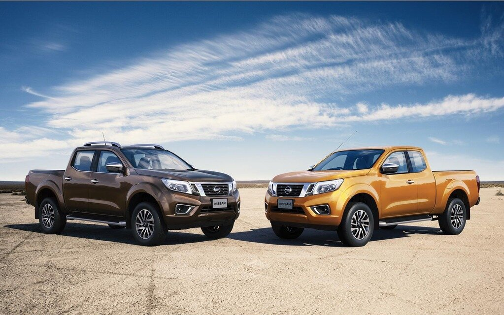 Nissan Shows The 2015 Navara Should Be Our Frontier 7 13