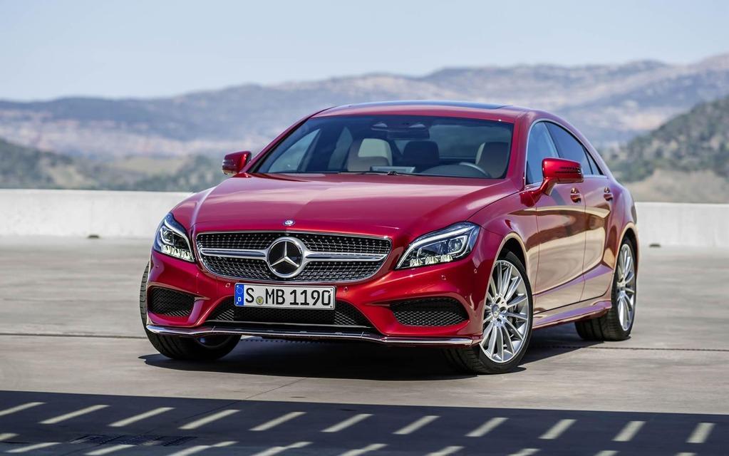 Mercedes-Benz Classe CLS 2015