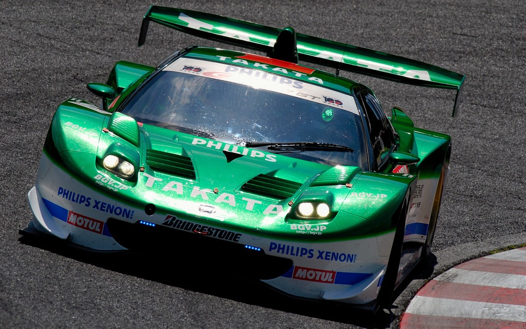 Takata Dome Honda NSX