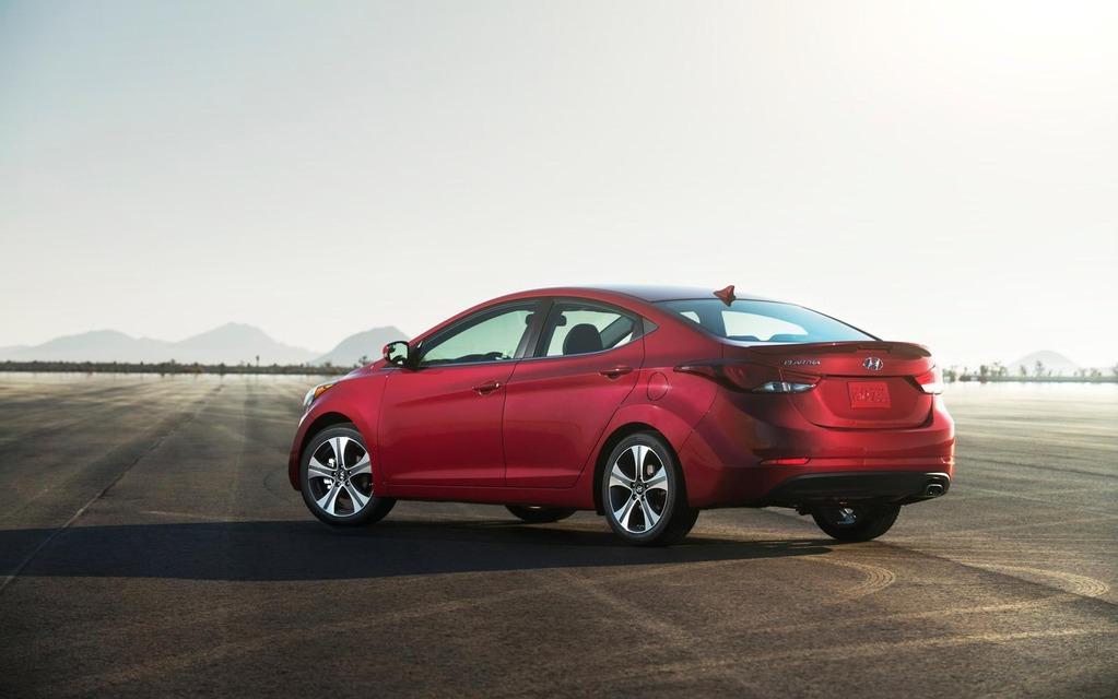 2015 Hyundai Elantra Little Changes 4 7