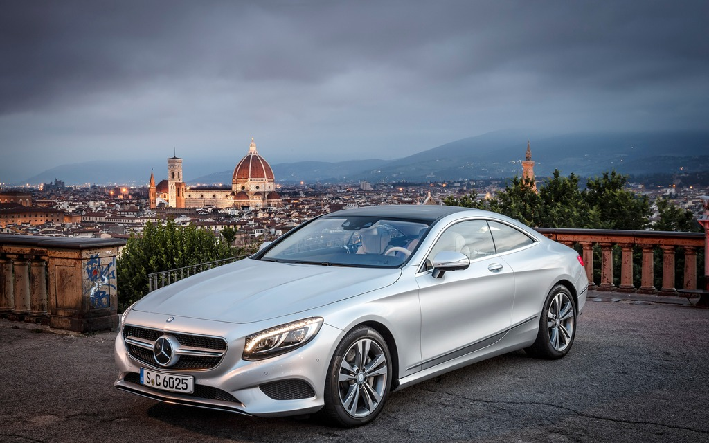 2015 Mercedes Benz S Class Coupe As Pretty As A Starlet The Car Guide