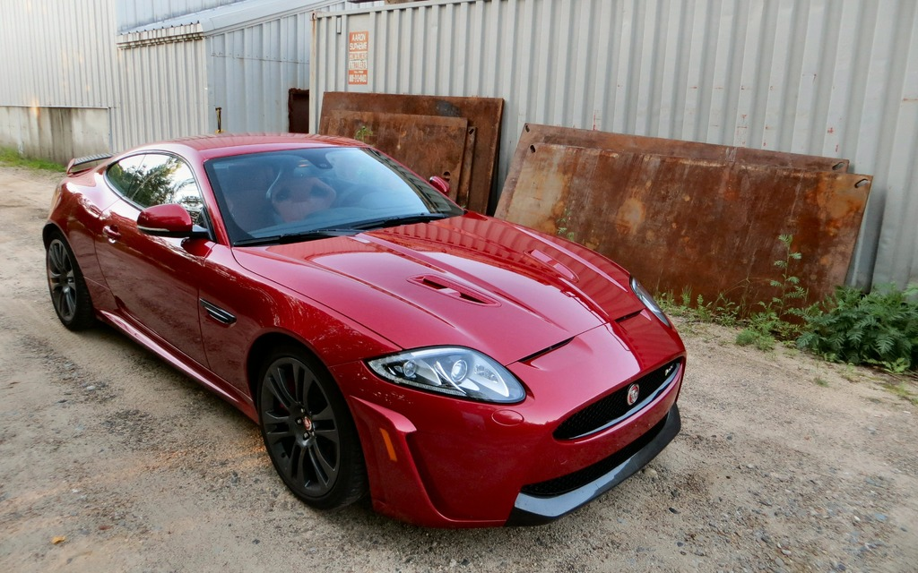 2015 Jaguar Xkr S Not Going Quietly Into The Night The Car Guide