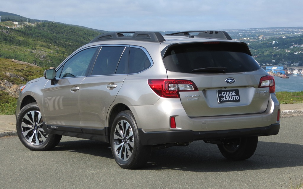 2015 Subaru Outback: Fearless and Comfortable - 10/49