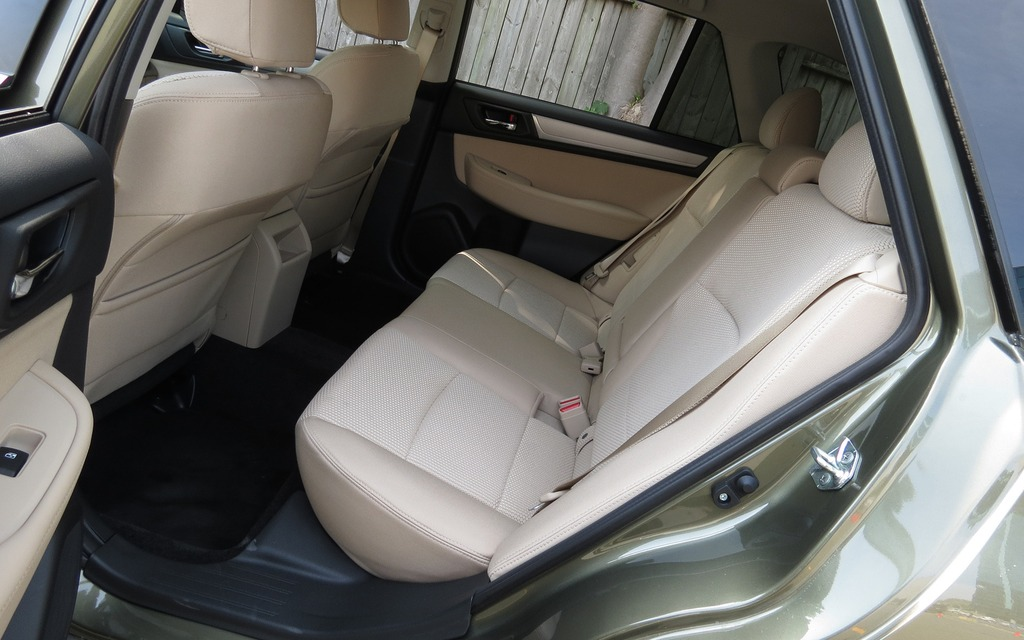 2015 Subaru Outback Fearless And Comfortable 18 49