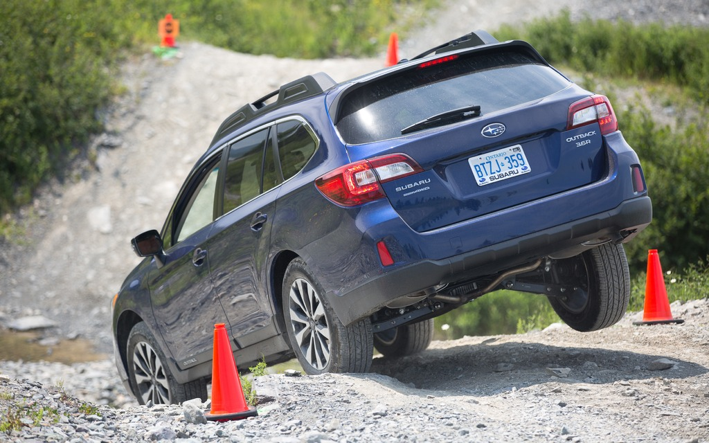 2015 Subaru Outback Fearless And Comfortable 38 49